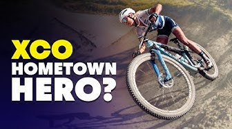 Is It Really Better To Be A Hometown Hero? | UCI Lenzerheide XCO Highlights 2019