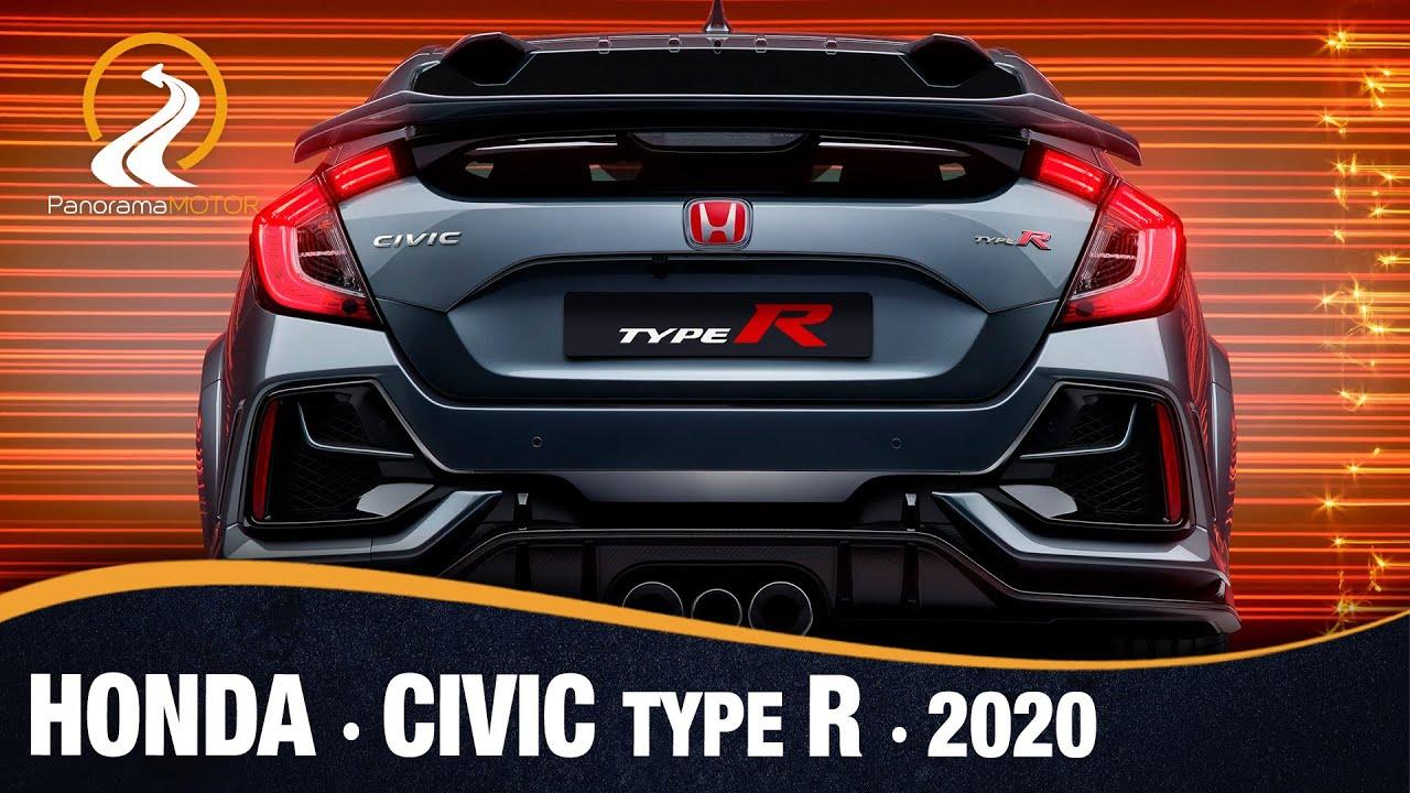 2020 Honda Civic Type R Concept