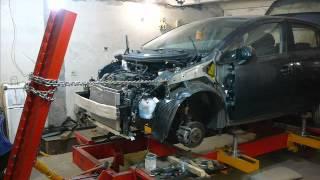 кузовной ремонт opel  corsa