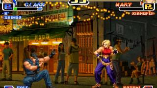 NG The King of Fighters
