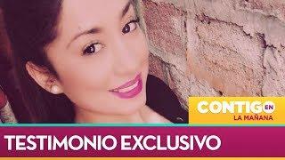 ARCHIVO: Habló amigo de Fernanda Maciel cuestionado por bodega - Contigo en La Mañana