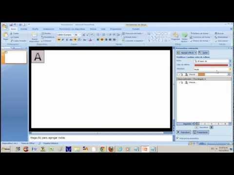 como hacer una sopa de letras en powerpoint!!! SENCILLO!!!