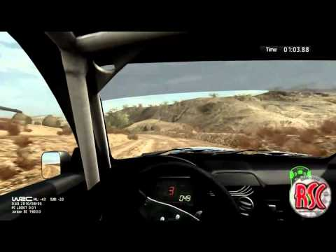 WRC: FIA World Rally Championship 2010 Subaru Gameplay PC|PS3|Xbox 360