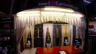Just Denise Curtains - New Showroom