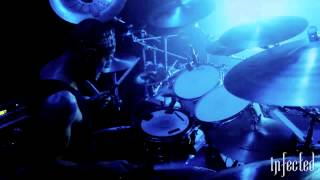 Project46 - The Heretic Anthem (Slipknot) @ Inferno (15/04/2012)