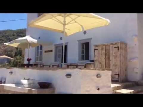 Nicaela's House - holiday houses to rent on Hydra Island Greece