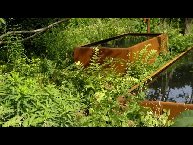 The Zoe Ball Listening Garden by James Alexander-Sinclair
