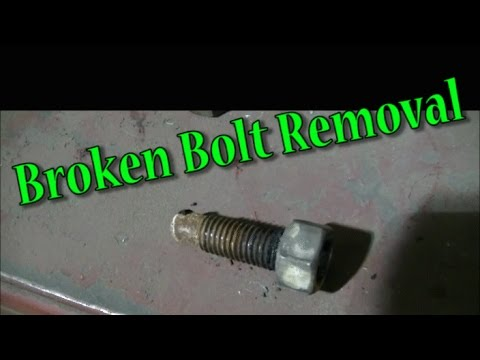 rust free bed broken mounting bolt removal youtube. Black Bedroom Furniture Sets. Home Design Ideas