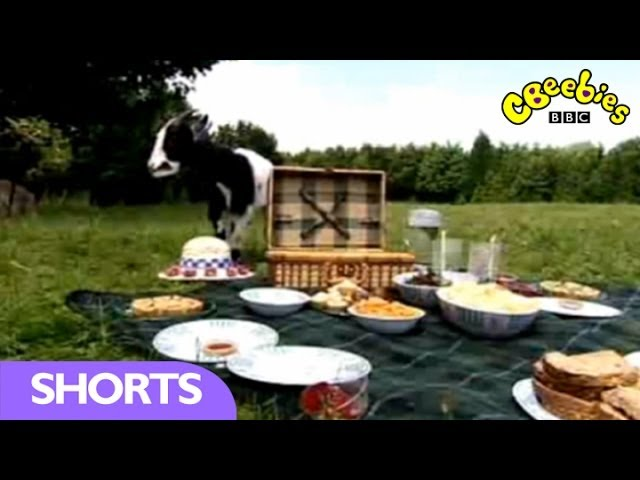 CBeebies: Big Barn Farm - Greedy Goat