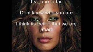 Watch Leona Lewis You Bring Me Down video