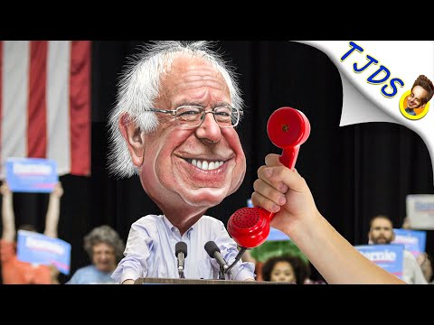 "Bernie Defends ""Task Forces"" & Swears A LOT!"