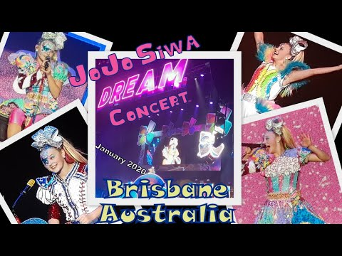 JoJo Siwa Concert ~ Brisbane, Australia ~ D.R.E.A.M Tour ~ 11 January 2020