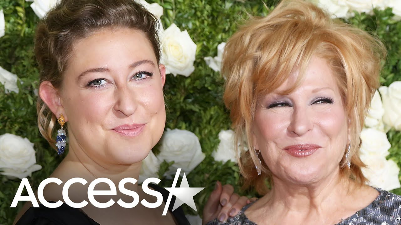 Bette Midler's Daughter Gets Married In Low-Key 'Pandemic Wedding' thumbnail