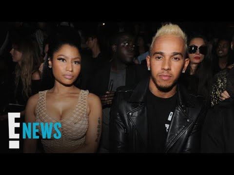 Nicki Minaj & Lewis Hamilton Fuel Romance Rumors | E! News
