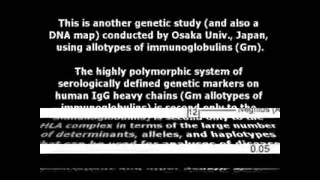 DNA PROVES ASIANS AND AFRICANS ARE PRACTICALLY COUSINS!
