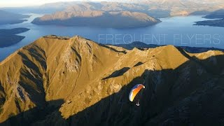 Frequent Flyers Project #1 - Paragliding in New-Zealand
