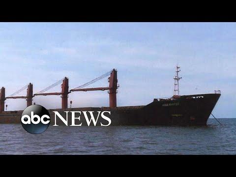 US seizes massive North Korean cargo vessel for violating sanctions