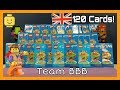 LEGO CREATE THE WORLD SERIES 2! PART 3 Over 120 CARDS! Will we finish our book this time? Trading