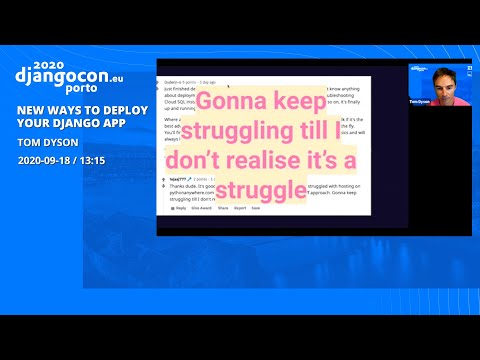 Image from New ways to deploy your Django app - Tom Dyson