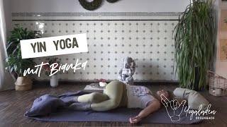 Yin Yoga mit Bianka - Open Hips
