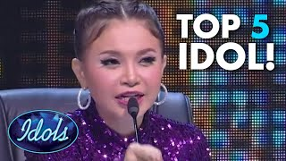 Download lagu TOP 5 Indonesian Idol 2020 Auditions Performance Idols Global