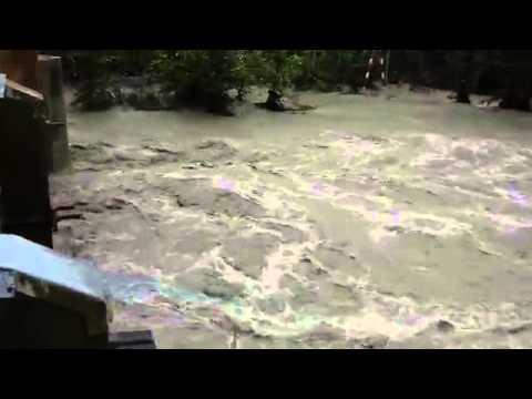 Calgary Downtown flooding, Alberta Floods 22 june 2013