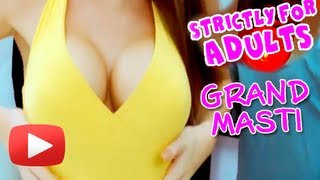 Adult Sex Comedy Grand Masti Trailer Out- Vivek Oberoi, Riteish Deshmukh, Aftab Shivdasani