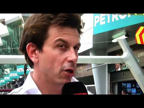 F1 2017 Malaysian GP Toto Wolff post race reaction