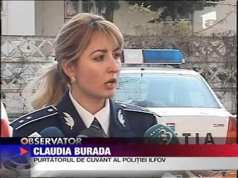 Descinderi de amploare in Ilfov si Ialomita 4 DECEMBRIE 2011