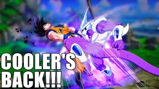 COOLER'S BACK BABY!!! With special guest Goku Blue!!