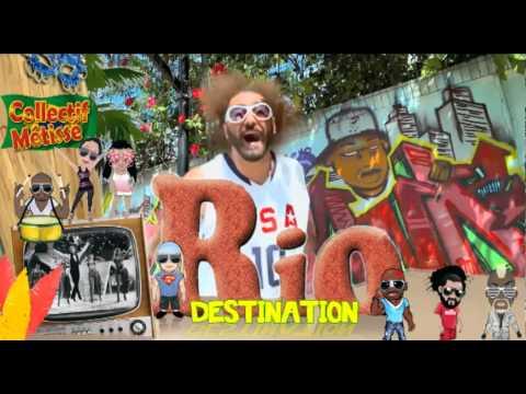 Collectif Métissé - Destination Rio (Teaser)
