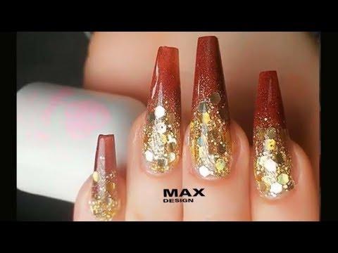 New Art Design/alex Nail Art Design/NAIL TECHNICIAN-MAX/THE BEST NAIL ART DESIGN-#2018-1