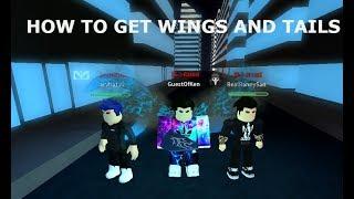 ROBLOX RO-Ghoul Cómo obtener alas y colas
