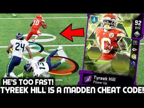 tyreek-hill-is-a-cheat-code!-fastest-player-in-the-game!-madden-20-ultimate-team