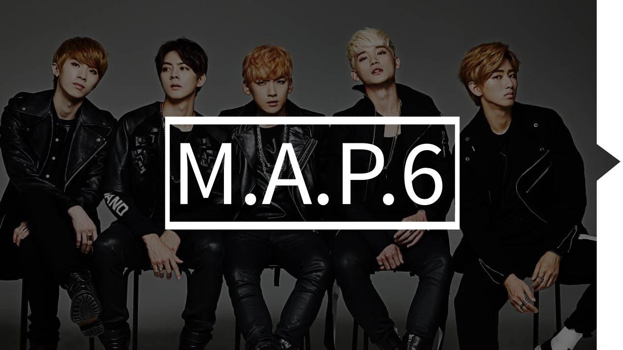 Map6 Profile.M A P 6 Members Profile