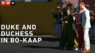 AsSouthAfricans celebrated Heritage Day, theDuke and Duchess of Sussexjoined festivitiesin Bo-Kaap, Cape Town.Theroyalcouple visited the Auwal Majid, the first mosque in South Africa, beforebeing treated to authentic Cape Malay delicacies.
