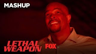 A Lethal Independence Day! | Season 1 | LETHAL WEAPON