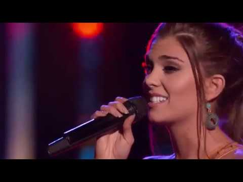 "The Voice Battles Destinee Quinn Vs Liza Gaudenzi ""Not Ready To Make Nice"""