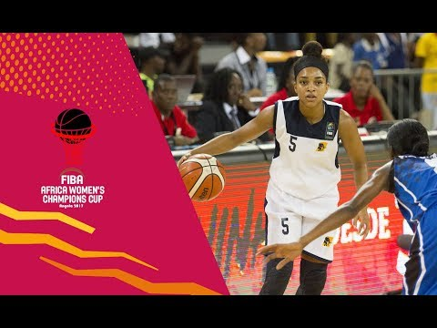 Full Game - First Bank (NGR) v Interclube (ANG) - 3rd Place - FIBA Africa Women's Champions Cup 2017
