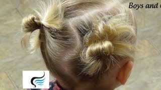 How To Use Pigtails With Messy Bun Hairstyle