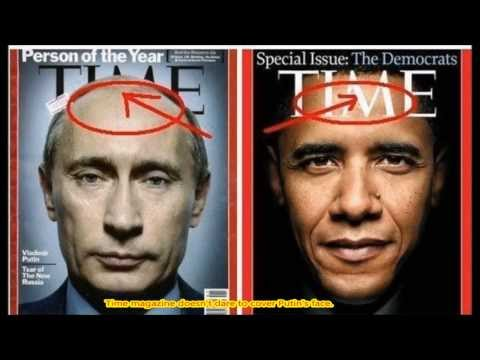 The difference between Putin and Obama - You've got to see this