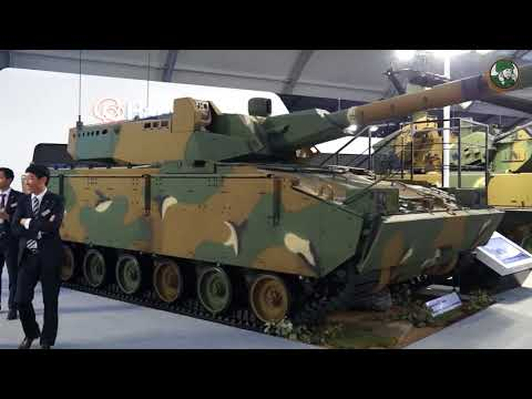 ADEX 2017 South Korea Defense Industry for Land Forces Part 1