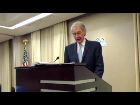 Senator Ed Markey (MA)