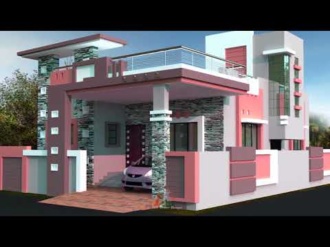 BEST SINGLE STORY HOUSE DESIGN