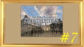Обучающее видео TES III Construction Set Урок 7