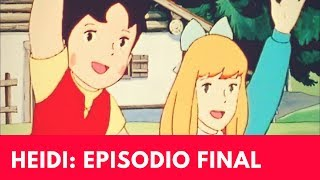 Heidi: Episodio Final- Hasta pronto