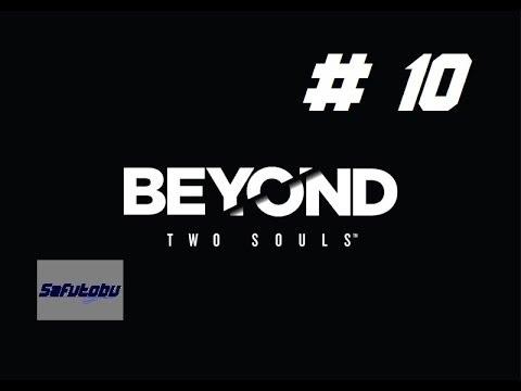 Beyond Two Souls - Gameplay #10 - Walkthrough - ITA - La prima notte - Come le altre