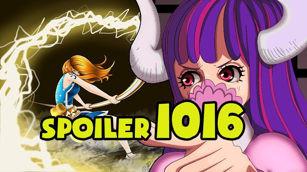 [Thông tin nhanh One Piece 1016] NAMI Đánh Bại ULTI !