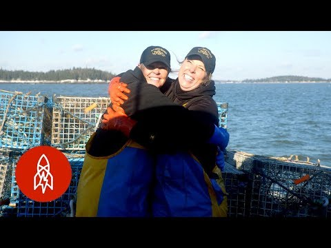 In Maine, Sustainable Lobster Fishing Is a Family Tradition
