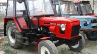 Traktor- Oprava slovenského lakatoše.